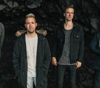 Hawk Nelson – 'Miracles,' Apr. 6